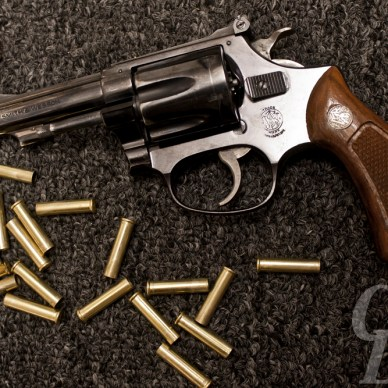 A Revolver is Still an Excellent Choice