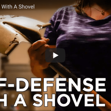 Self Defense With a Shovel video cover