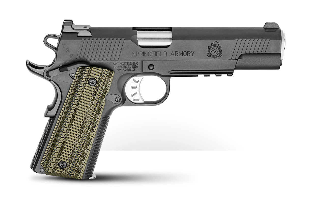 Springfield TRP 1911 10mm