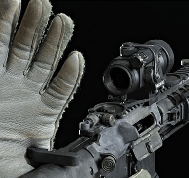 BCMGUNFIGHTER Charging Handle - Support Hand Charging
