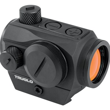 TRUGLO TRU-BRITE 30 Tactical Red-Dot Sight