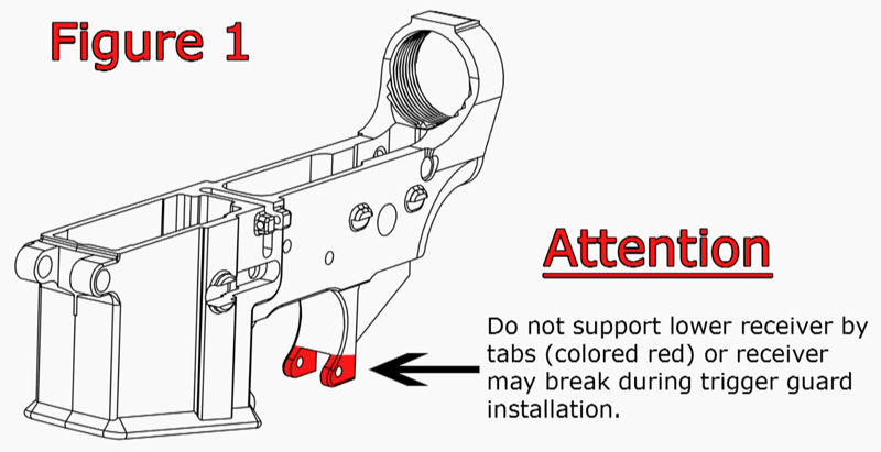 32 Ar 15 Trigger Assembly Diagram - Wiring Diagram Database