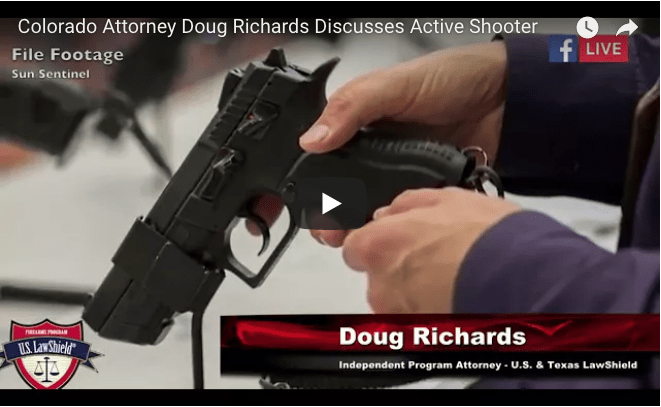U.S. Law Shield Active Shooter Video cover