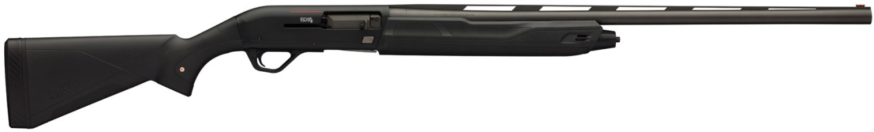 Winchester SX4 shotgun with black synthetic stock right