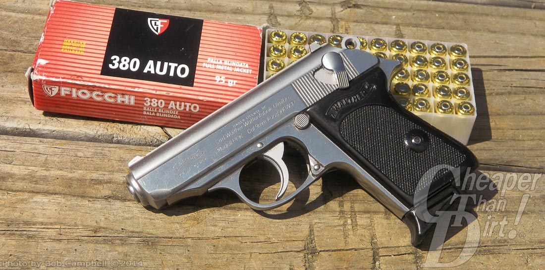 Art of the Gun: Walther PPK - The Shooter's Log