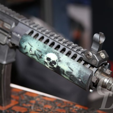 Wicked Grips rail cover