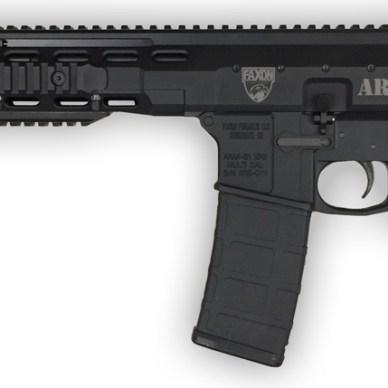 Black Faxon ARAK-21 XRS rifle