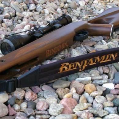 Benjamin Trail XL 1100 air rifle-2305