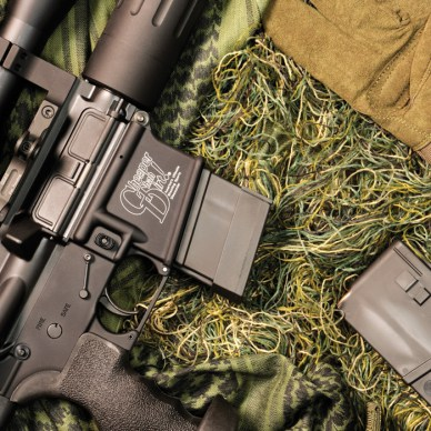 Cheaper Than Dirt-branded AR-15 lower receiver