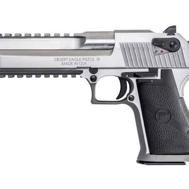 Magnum Research's Desert Eagle .50 AE