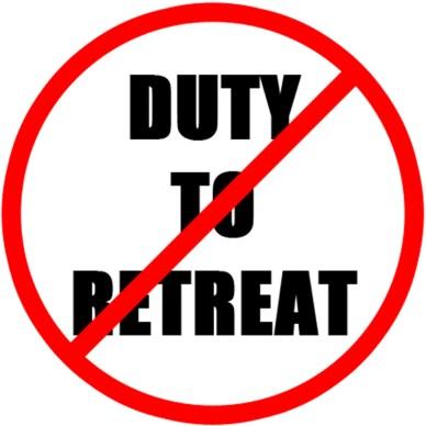 No Duty to Retreat