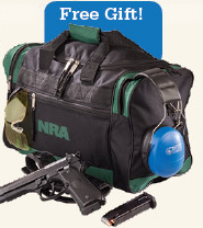 You can get this for free when renewing your membership or joining the NRA