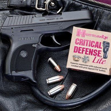Hornady Critical Defense 100-grain 9mm FTX Bullet