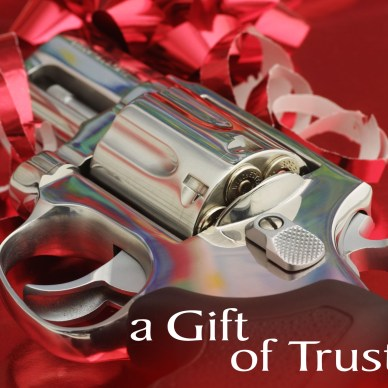 A personal weapon is always a gift of trust