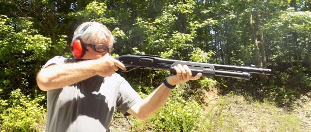 Shotgun 3-Gun Drill