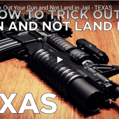 How to trick out your gun video cover
