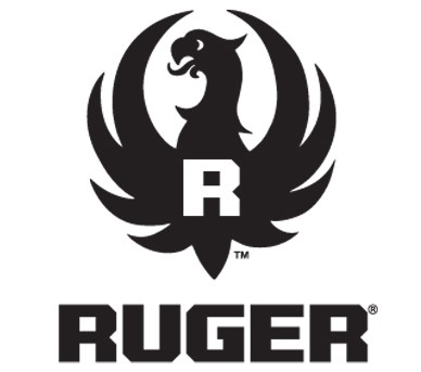 Ruger firearms logo black and white