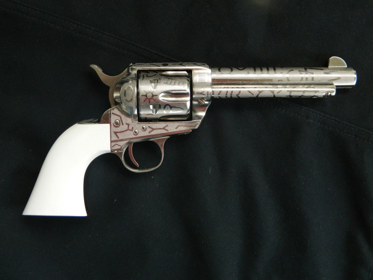 Taylors and Company Cattlebrand revolver