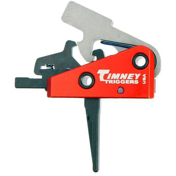 Timney AR-15 Targa Drop In Trigger Two Stage Straight Shoe