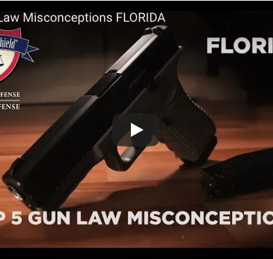 Top 5 Gun Law Misconceptions