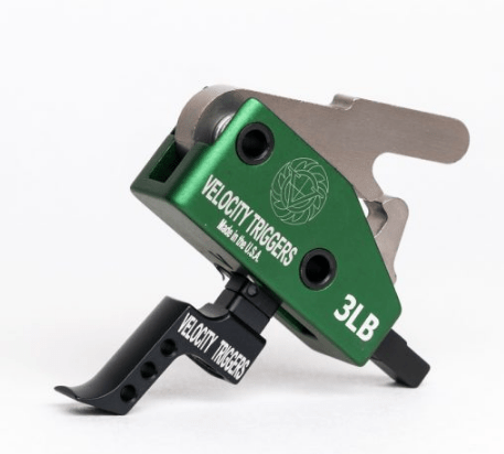 Velocity Triggers MPC Trigger, Straight With Finger Stop