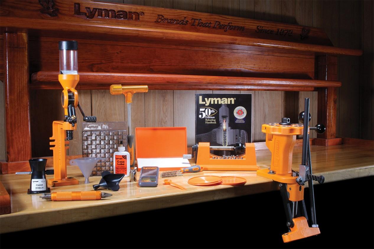 Lyman All American 8 Reloading Kit