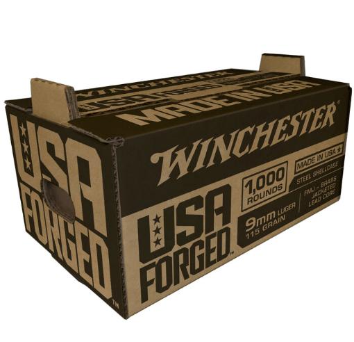 winchester 9mm ammo - 3-gun