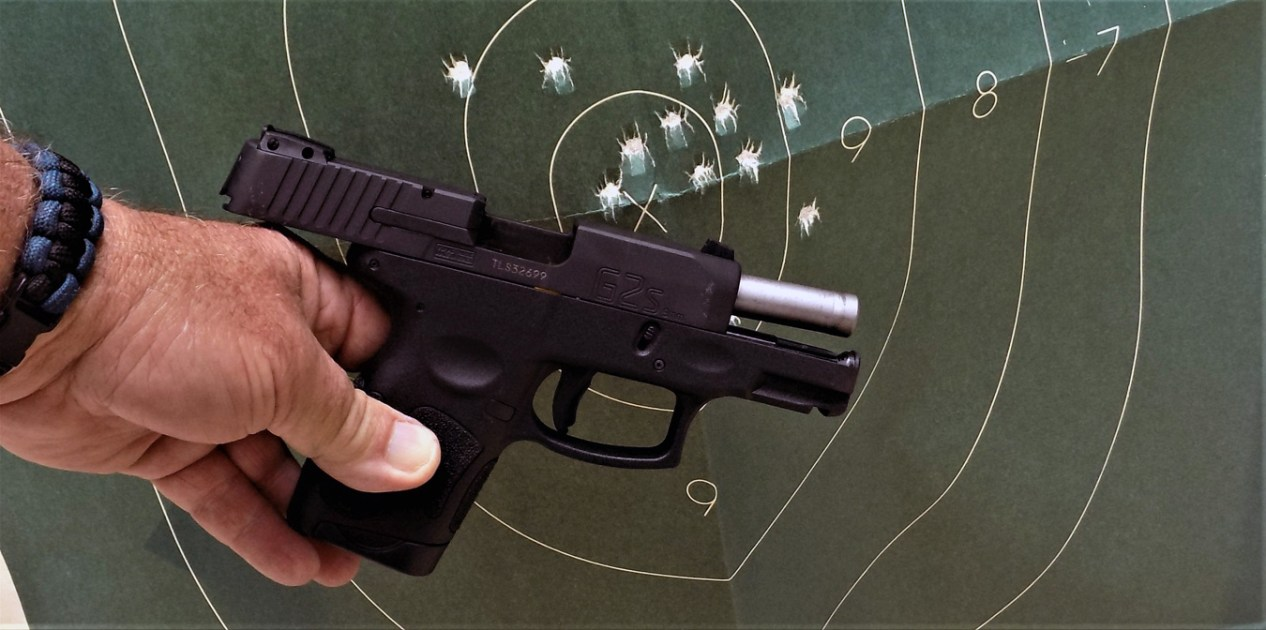 Taurus 9mm semi-automatic handgun