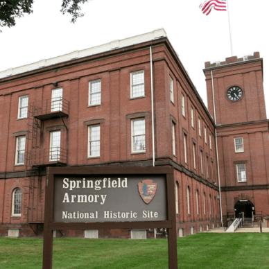 Springfield Armory Historic factory