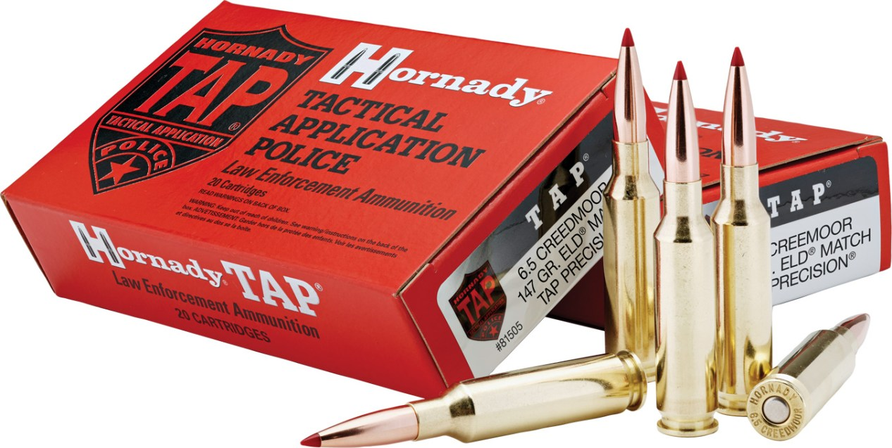 Hornady Tactical Application Police
