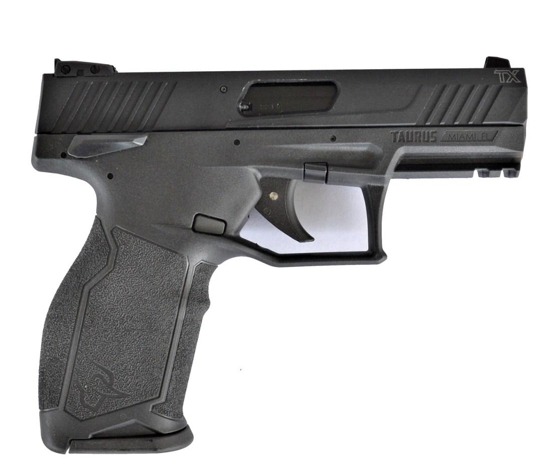 Taurus TX22 right profile
