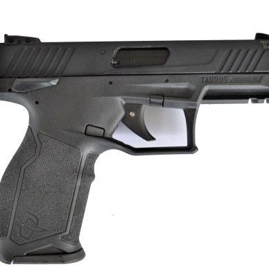 Taurus TX22 right profile
