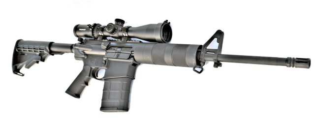 Del Ton .308 right profile