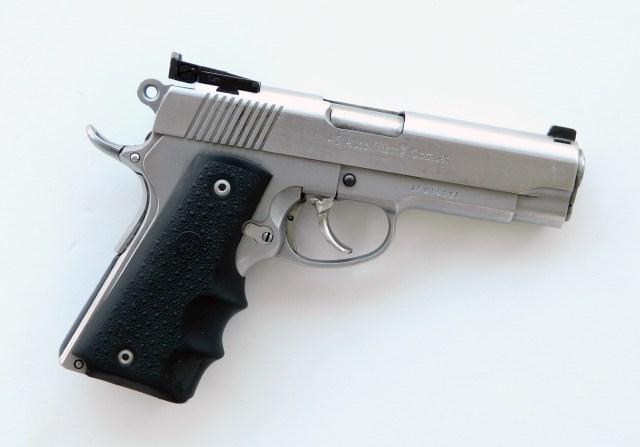 1911 ODI pistol right profile
