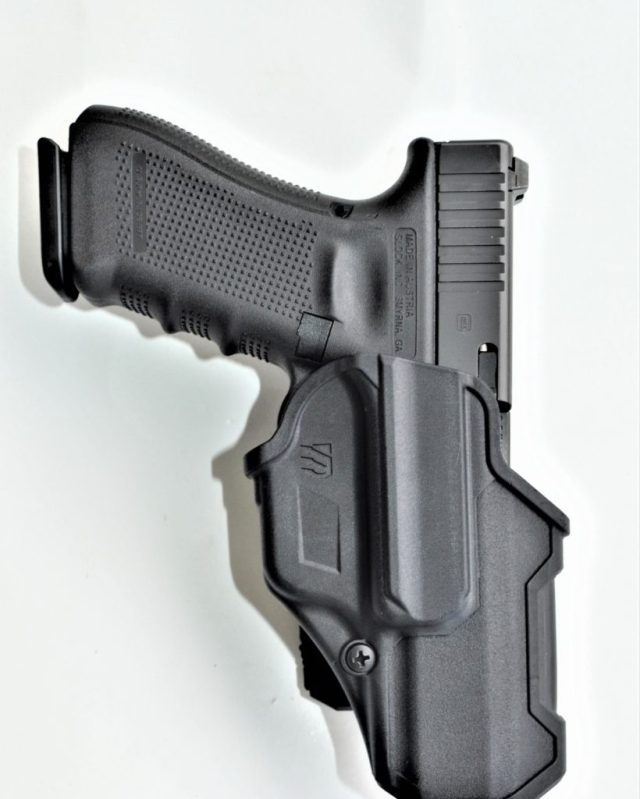 Blackhawk T-Series Retention Holster paddle view
