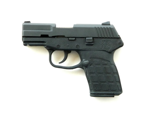 Kel-Tec PF9 pistol left profile