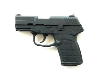Kel-Tec PF9 pistol left profile