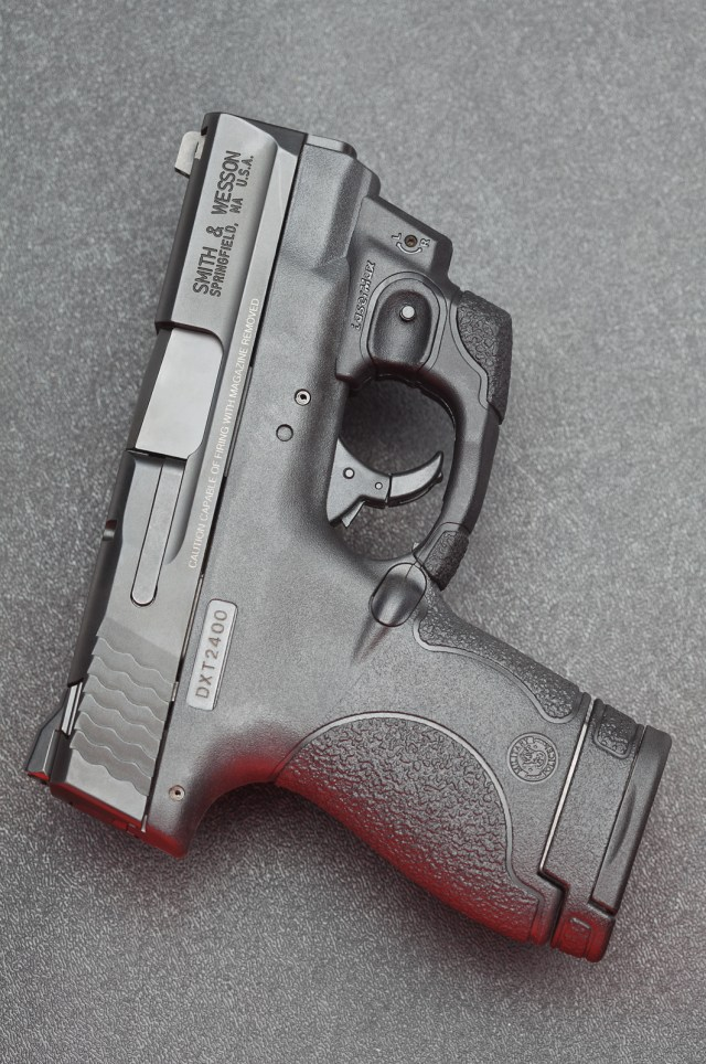 S&W M&P Shield LaserMax