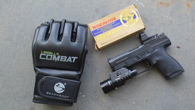 Tru Glo combat light