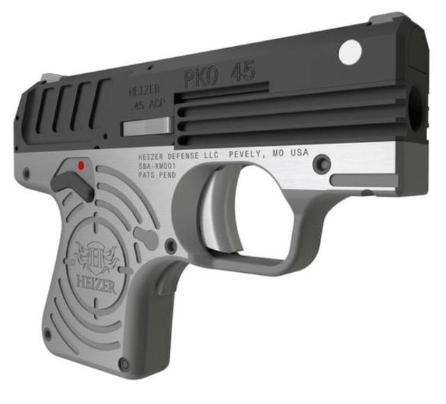 45 ACP Truck Guns