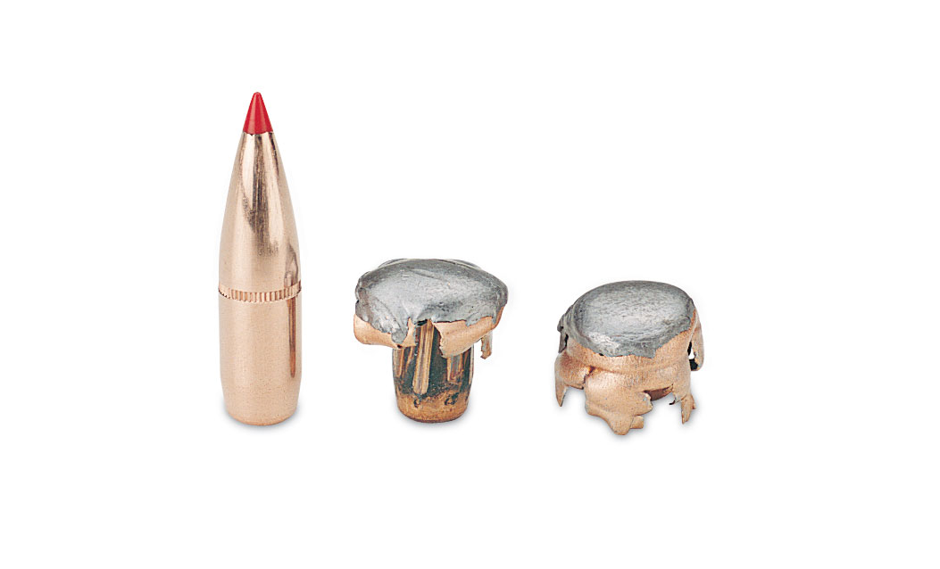 Hornady SST loads expansion