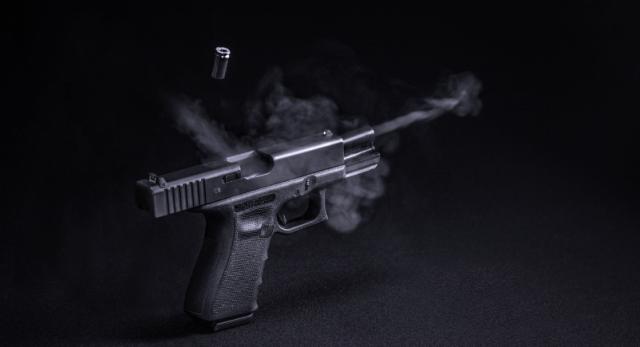 gun discharge