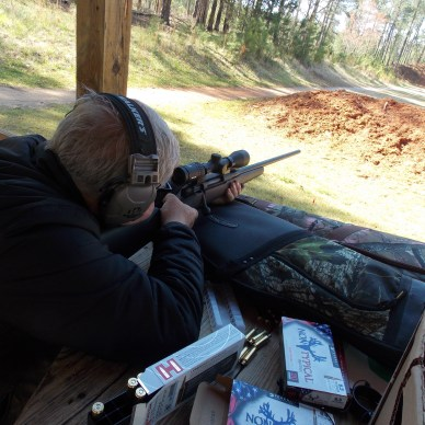 mauser 6.5 PRC in action