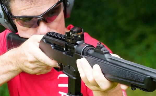 Ruger Pistol Caliber Carbines