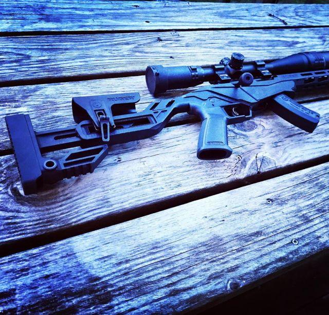 range day friday rifle
