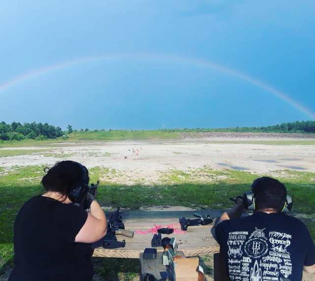 range day friday gun news