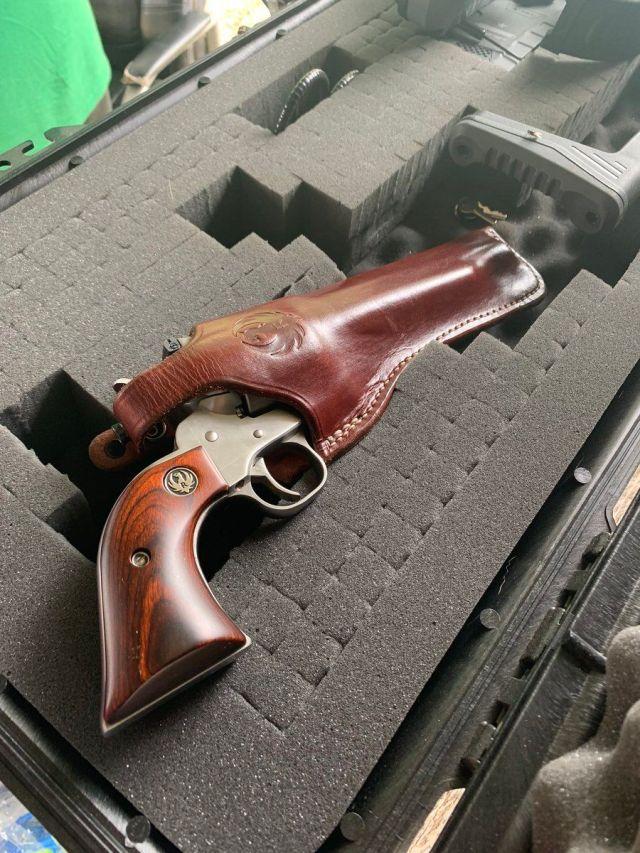 Range Day Friday Submission - Revolver