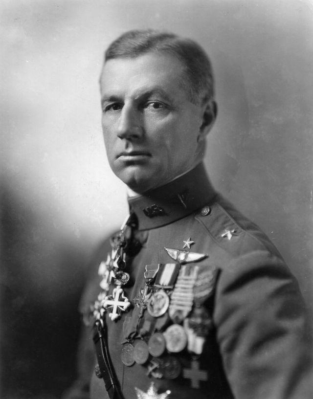 billy mitchell air force legend
