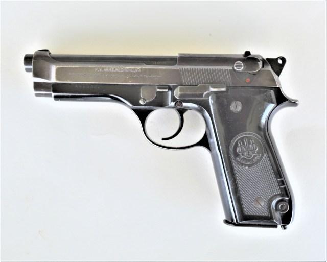 9mm Beretta 92S