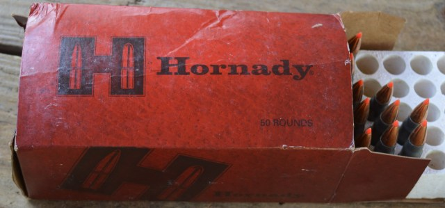 Hornady Steel Match ammo